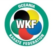Michael Kassis elected president of the Oceania Karate Federation